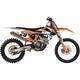 KTM FX EVO 13 Series Graphics Kit - 19-01530