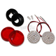 Rear Red LED Turn Signals - NITS-R02