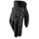 Youth Black  Brisker Gloves