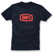 Navy Heather Essential T-Shirt
