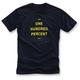 Navy Heather Modern T-Shirt