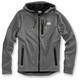 Charcoal Heather Council Jacket