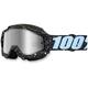 Accuri Milkyway Snow Goggles w/Dual Mirror Silver Lens - 50213-196-02