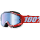 Accuri Cupcoy Snow Goggles w/Dual Mirror Blue Lens - 50213-202-02