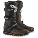 Brown Tech T Boots