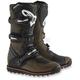 Brown Tech T Boots