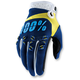Navy/Yellow Airmatic Gloves