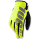 Youth Neon Yellow Brisker Gloves