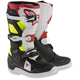 Black/Red/Flo Yellow Youth Tech 7S Boots