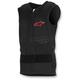 Black Track Vest 2