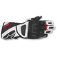 Black/White/Red SP-Z Drystar Gloves
