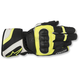 Black/White/Flo Yellow SP-Z Drystar Gloves