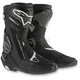 Black SMX Plus Vented Boots
