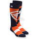Orange Torque MX Socks