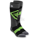 Lime Torque MX Socks