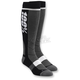 Black Hi Side MX Socks