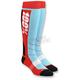 Red Hi Side MX Socks