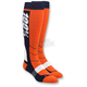 Orange Hi Side MX Socks