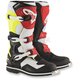 Black/White/Yellow Tech 1 Boots