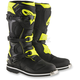 Black/Yellow Tech 1 Boots