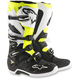 Black/White/Yellow Tech 7 Boots
