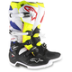 White/Yellow/Black Tech 7 Boots