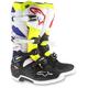 White/Yellow/Black Tech 7 Boots