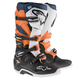 Black/Orange/Blue/White Tech 7 Boots