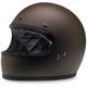 Flat Chocolate Gringo Helmet