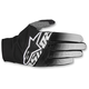 Black/Light Gray/White Dune-2 Gloves