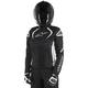 Black/White Womens Stella T-Jaw Air Jacket