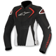 Black/White/Red Womens Stella T-Jaw Air Jacket