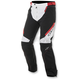 Black/White/Red Raider Drystar Textile Pants