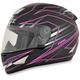 Fushsia FX-95 Mainline Helmet