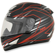 Red FX-95 Mainline Helmet
