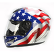 White FX-95 Freedom Helmet