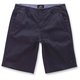 Navy Reflex Solid Shorts
