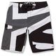 Black Strong Boardshorts