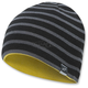 Black/Yellow Total Reversible Beanie - 1036-81024-1050