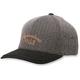 Black Wilcot Hat