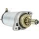 Starter Motor - SND0499