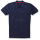 Navy Effortless Polo Shirt