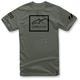 Military Green Grande T-Shirt