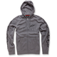 Heather Gray Determine Fleece Hoody