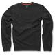 Black Recognize Fleece Pullover