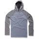 Heather Gray Quest Long Sleeve Knit Hoody