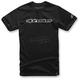 Black Wordmark T-Shirt