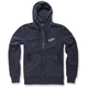 Navy Blue Expo Fleece Zip Hoody