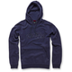 Navy Authority Fleece Pullover Hoody