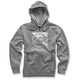 Athletic Heather Rift Zip Hoody